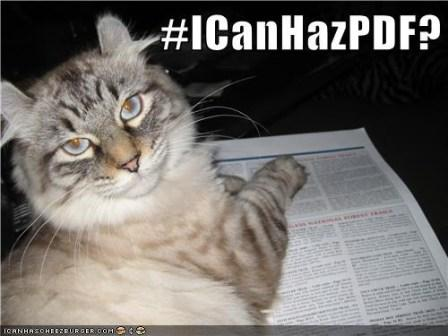 cat asking whether it can haz pdf because cat is purr